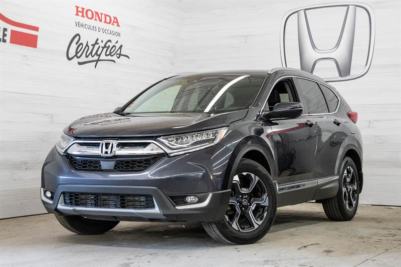 Honda CR-V 2017 TOURING AWD #U-1801