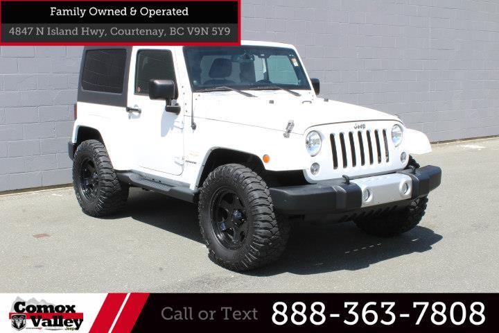 2014 Jeep Wrangler Sahara #L152926A