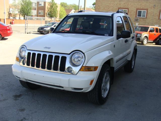 2005 Jeep Liberty LIMITED #1726