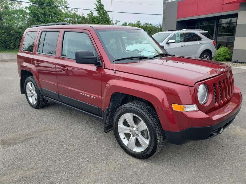 Jeep Patriot 2014 North AWD #ED517422