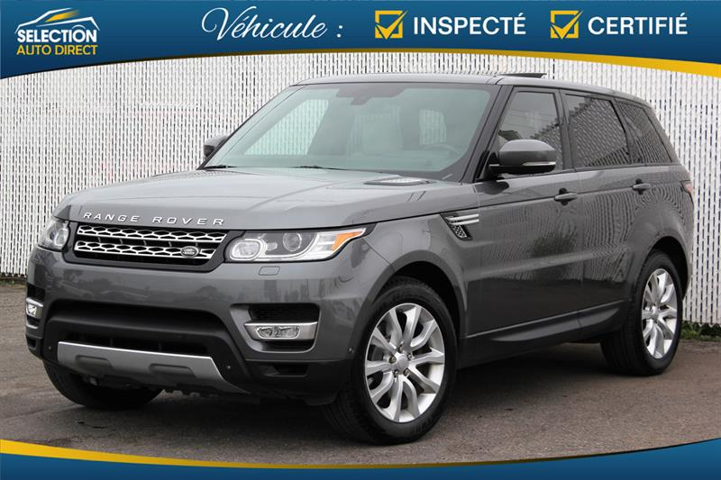 Land Rover Range Rover Sport 2014 HSE AWD #S362796