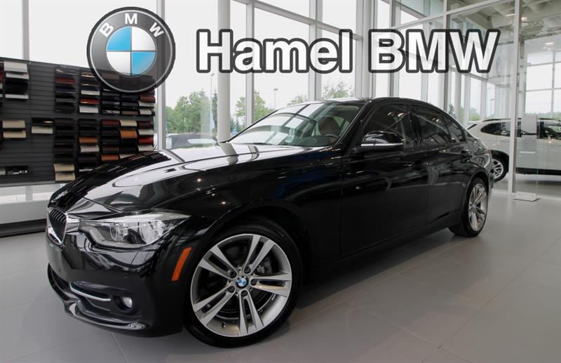 2016 BMW 3 Series 4dr Sdn 320i xDrive AWD #u19-138