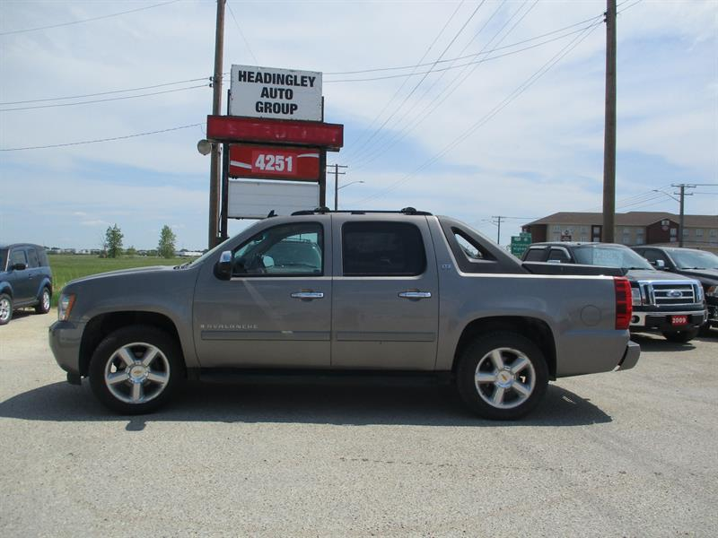 2007 Chevrolet Avalanche 4WD Crew Cab #5996