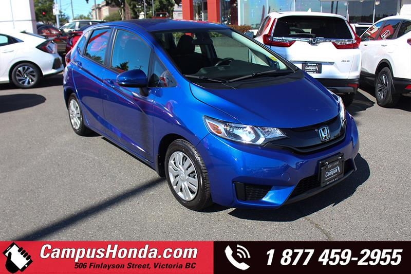2016 Honda Fit LX HB Bluetooth #19-0715A