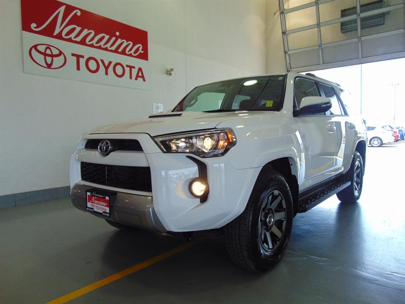 2018 Toyota 4Runner 4WD TRD Off-Road #21201AR