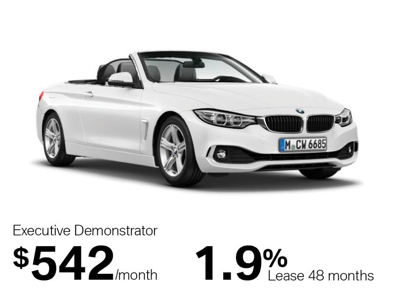 2019 BMW 4 Series 430i xDrive Cabriolet #K1086