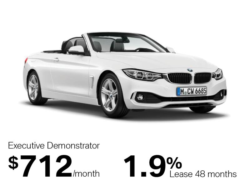 2019 BMW 4 Series 440i xDrive Cabriolet #K0269