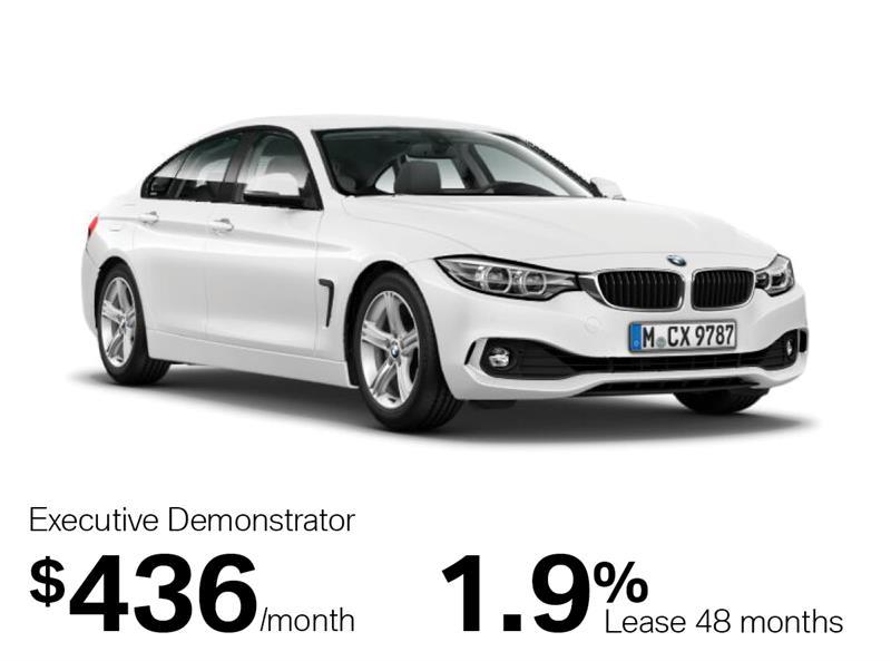 2019 BMW 4 Series 430i xDrive Gran Coupe #K0008