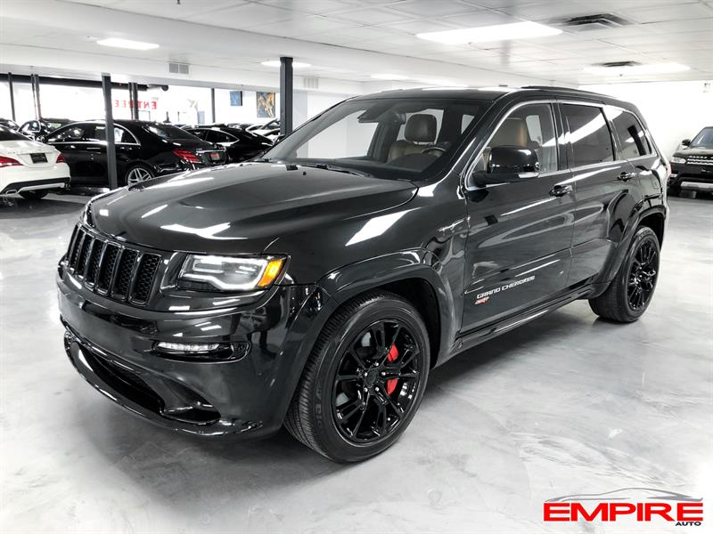 2014 Jeep Grand Cherokee SRT8 LAGUNA EDITION  #A7113
