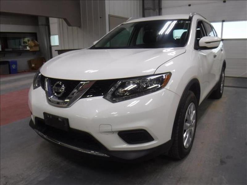 2016 Nissan Rogue 2016 Nissan Rogue S *B.tooth/Backup Cam #23962
