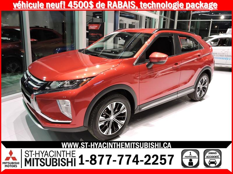 Mitsubishi Eclipse Cross 2018 SE S-AWC technology pack financement 2.9% 48 mois #18352