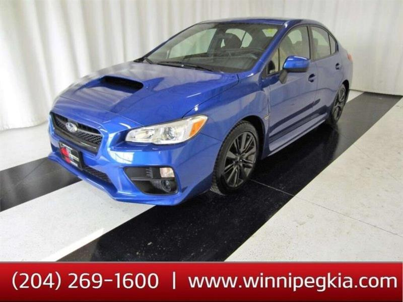 2016 Subaru Wrx *No Accidents, Always Owned In MB!* #18SL39049A