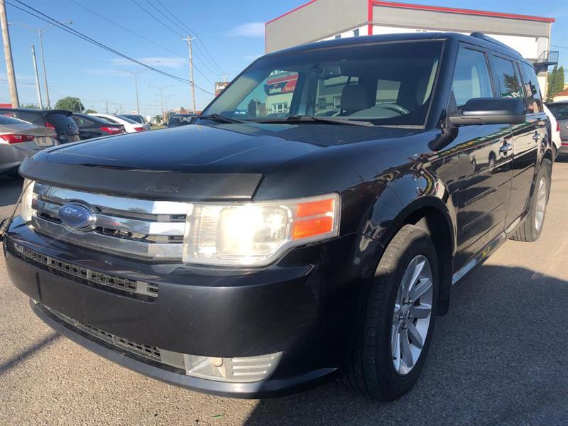 Ford Flex 2009 SEL #MD1715