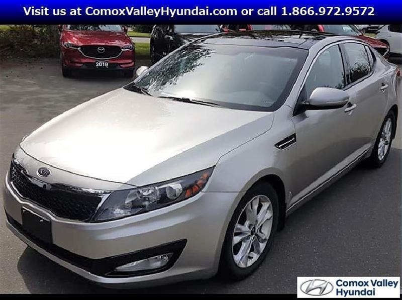 2012 Kia Optima LX Plus at #PH1105