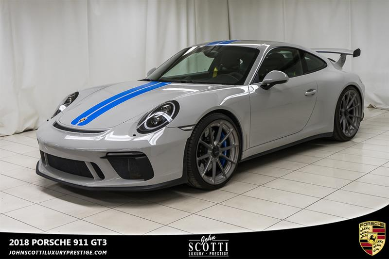 Porsche 911 2018 GT3 Modified #C0383