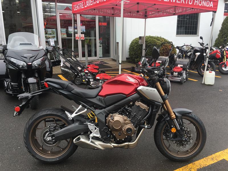 Honda CB 650 2019 CB 650 R  #22367