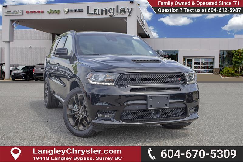 2019 Dodge Durango R/T #K780775