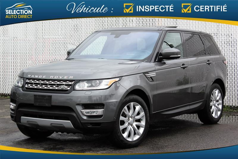 Land Rover Range Rover Sport 2016 Td6 HSE AWD #S121849