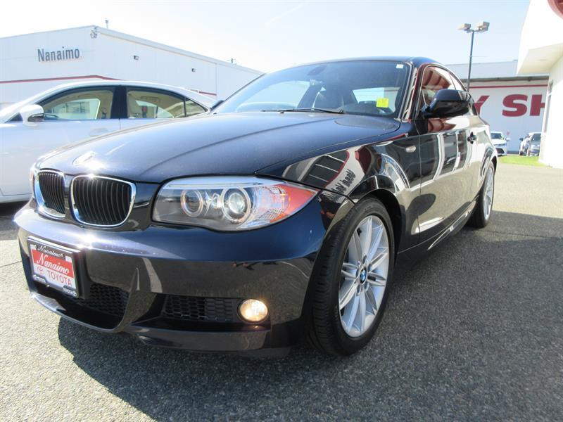 2013 BMW 1 Series 128I M-Package w/ Premium Package #21119A