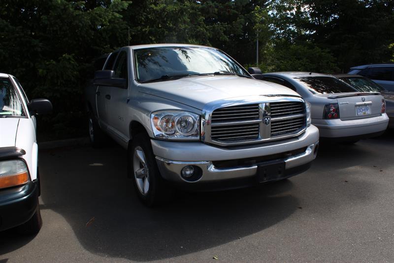 2008 Dodge Ram 1500 4WD Quad Cab #12459A