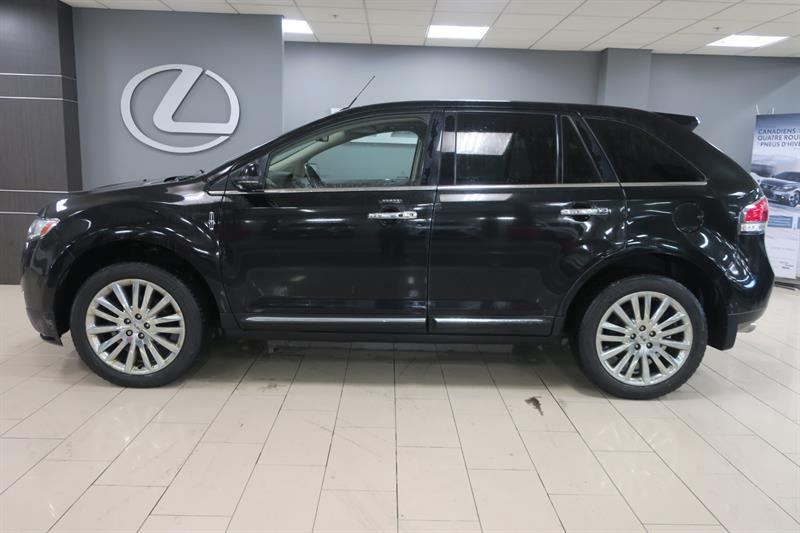 Lincoln MKX 2013 AWD CUIR TOIT PANO GPS #13129A