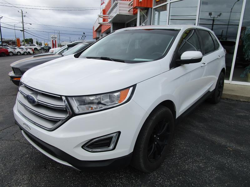 Ford EDGE 2015 4dr SEL AWD #2511c