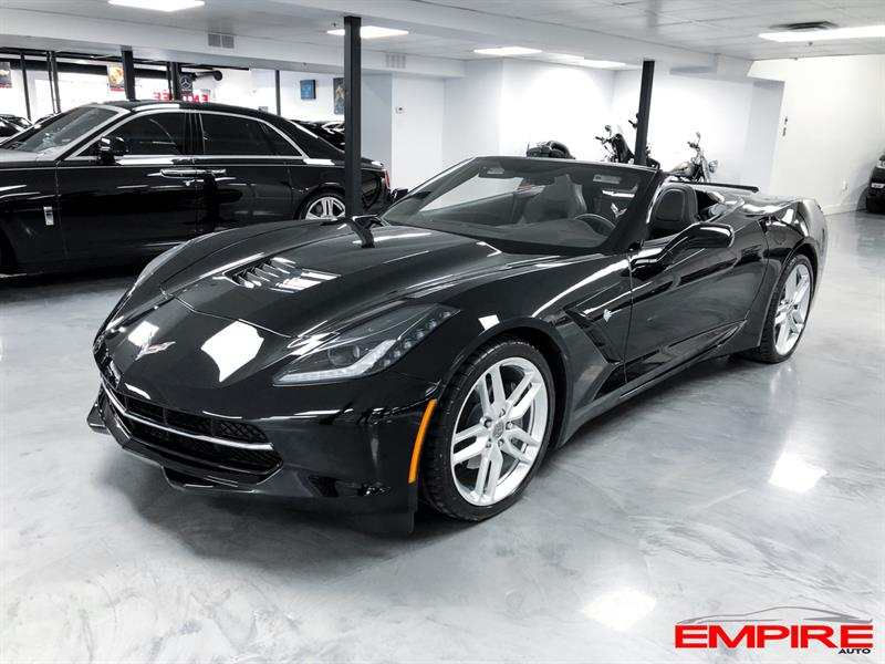 2019 Chevrolet Corvette CONVERTIBLE #A7162