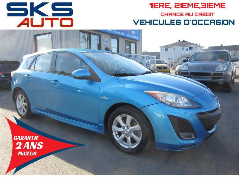 Mazda Mazda3 2010 Sport (GARANTIE 2 ANS INCLUS) FINANCEMENT MAISON #SKS-4399-