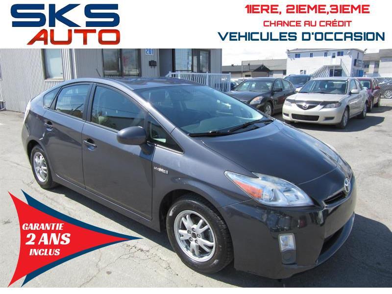 Toyota Prius 2010 HYBRID (GARANTIE  2 ANS INCLUS) #SKS-4352-3