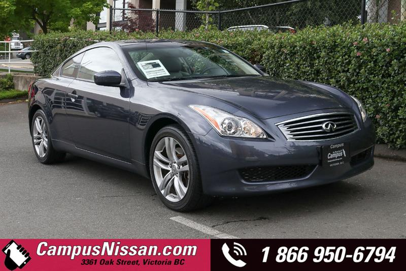 2009 Infiniti G37 Coupé | Premium | AWD w/ Technology Package #A7469
