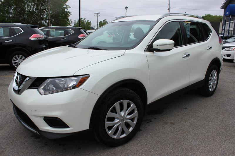 Nissan Rogue 2015 FWD S  #5187