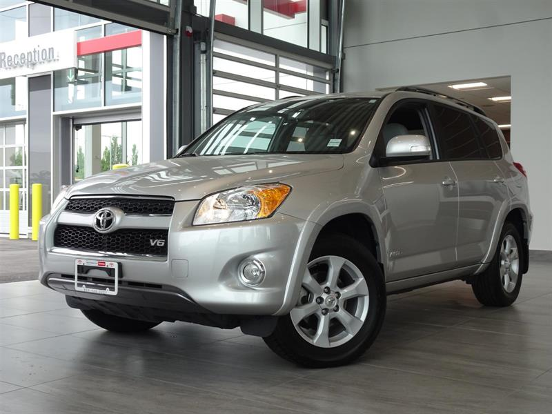 2011 Toyota RAV4 Limited V6 #RV19628A