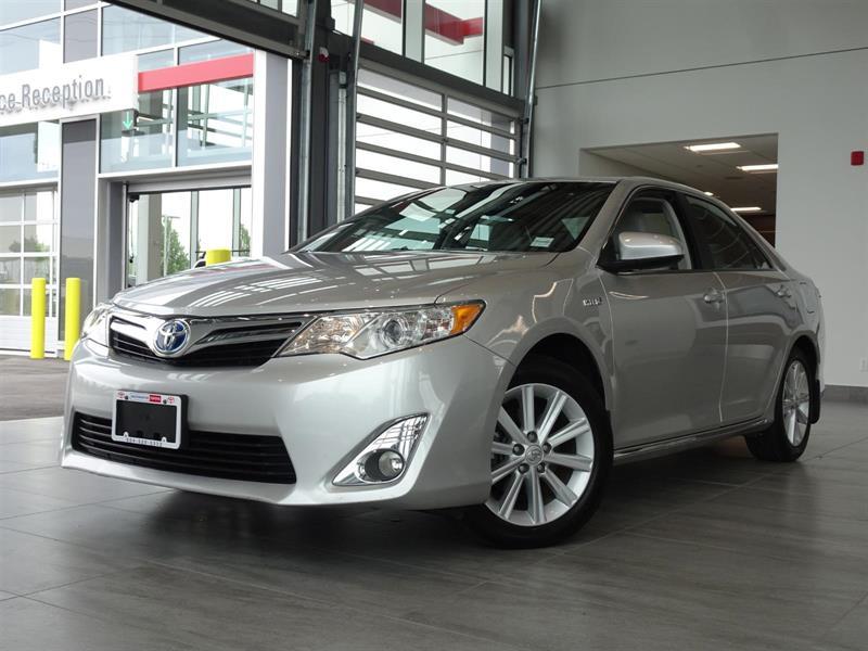 2012 Toyota Camry Hybrid XLE #RH19636B