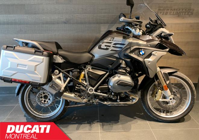 BMW R1200 GS 2018