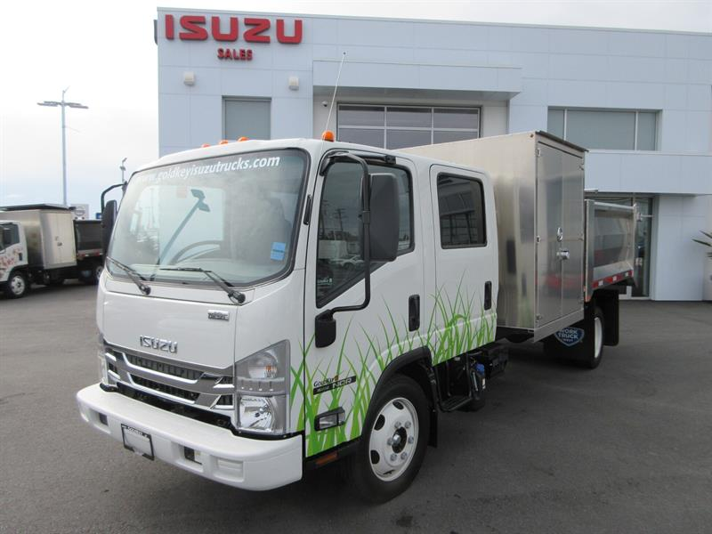 Isuzu Truck dealership in Surrey (Vancouver area) BC -Gold