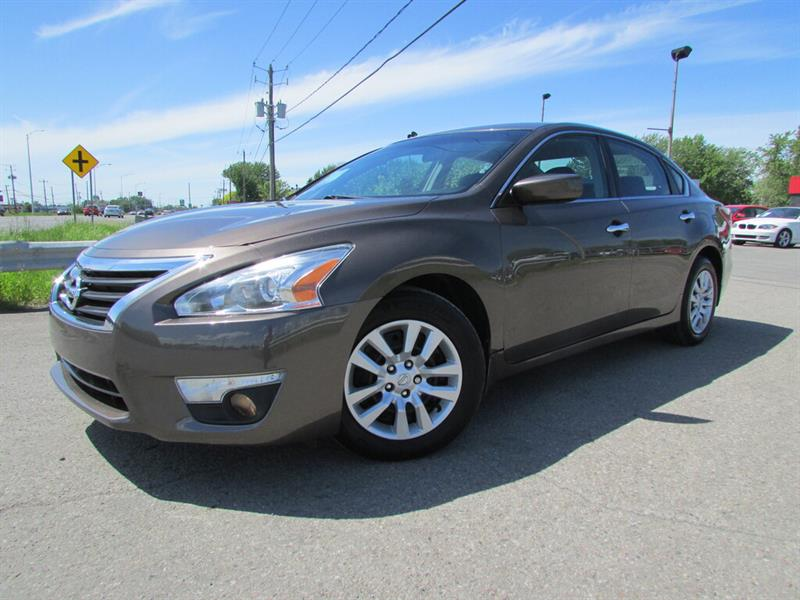 Nissan Altima 2013 2.5 S A/C CRUISE BLUETOOTH!! #4528