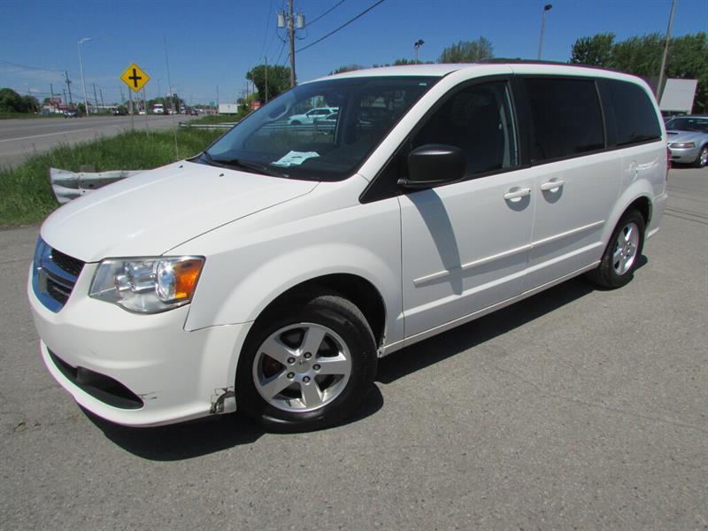 Dodge Grand Caravan 2012 SE BLUETOOTH NAVIGATION DVD!! #4551