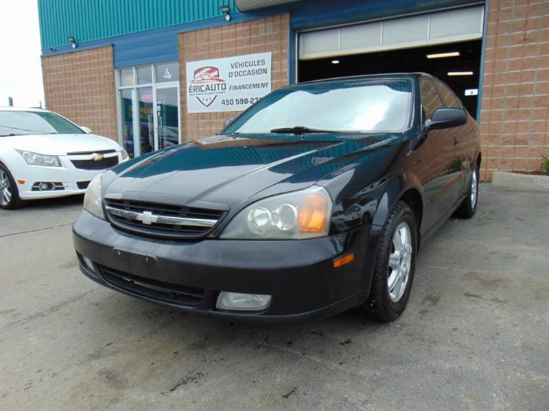 Chevrolet Epica 2004 Berline LS 4 portes