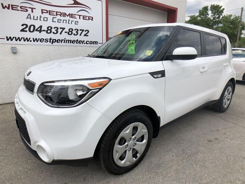 2014 Kia Soul LX Bluetooth, Power locks/windows/doors #5384