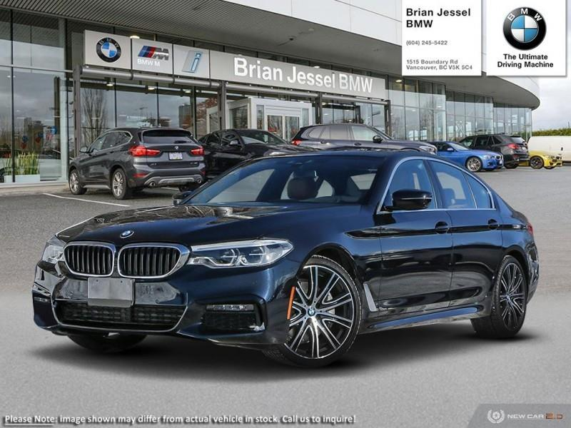 2019 BMW 5 Series 540i xDrive Sedan #K1186