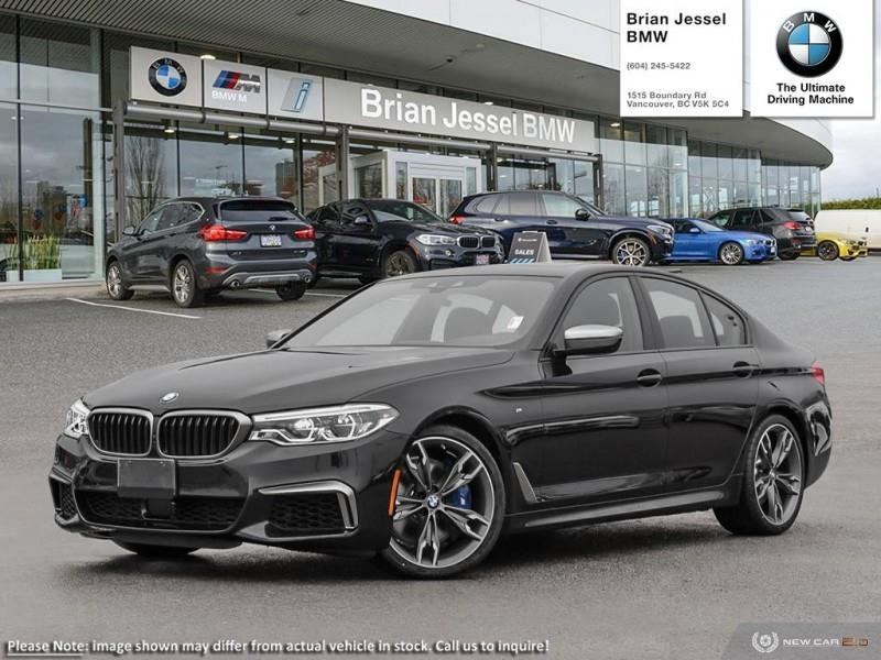 2019 BMW 5 Series M550i xDrive Sedan #K1195