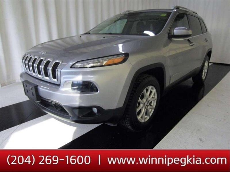 2016 Jeep Cherokee North *Always Owned In MB!* #19KS70639A