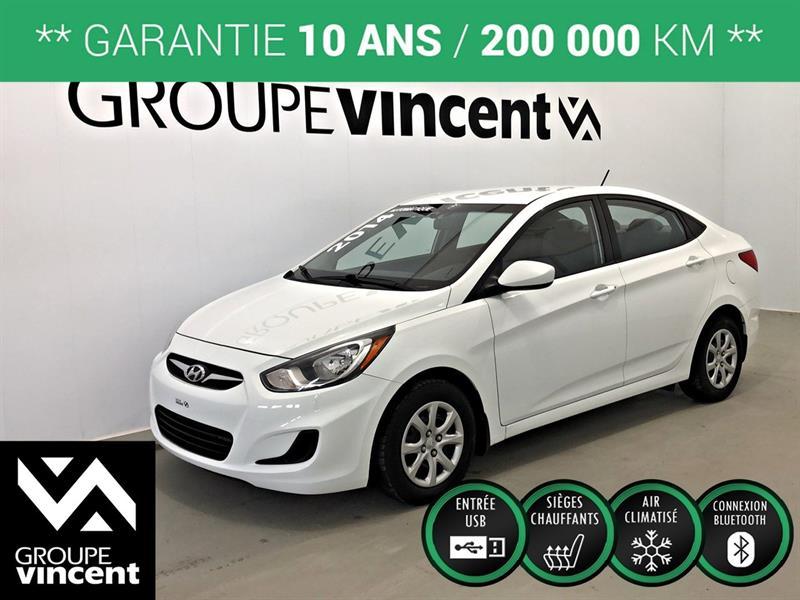 Hyundai Accent 2014 GL**GARANTIE 10 ANS** #9-469AT-v