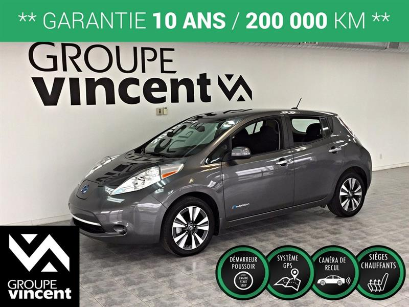 Nissan Leaf 2016 SV #9329AS