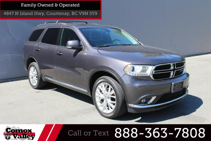 2016 Dodge Durango Limited #S606617A