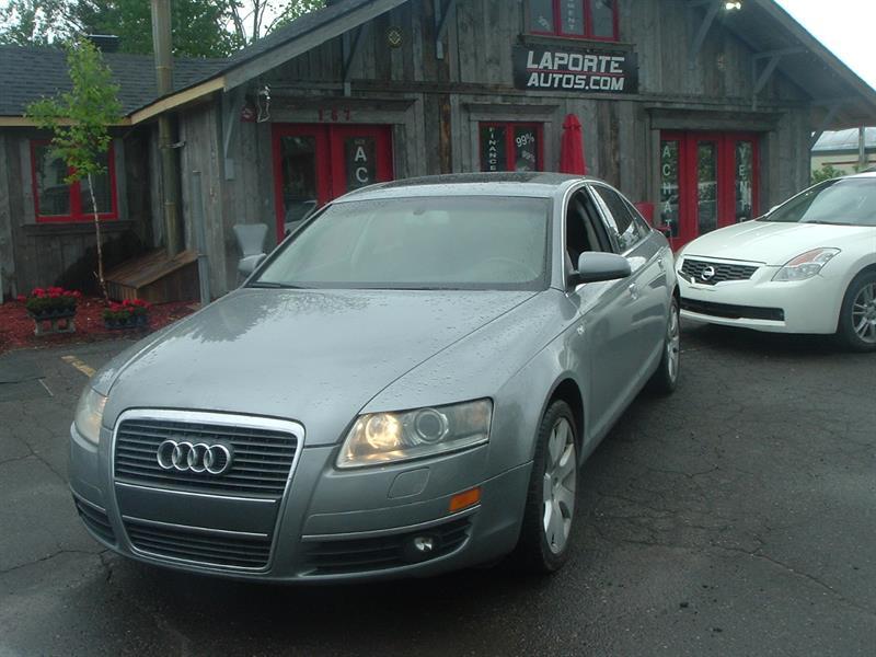 Audi A6 2008 quattro #0787