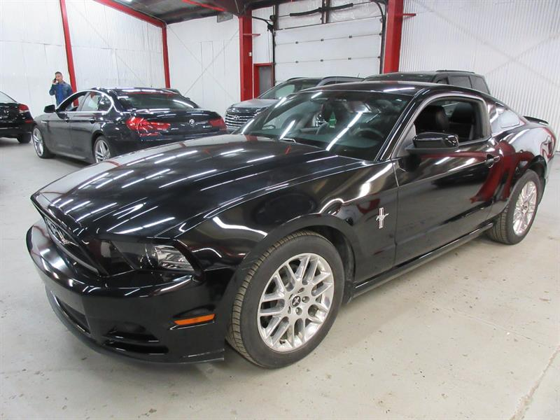 Ford Mustang 2014 2dr Cpe V6 #19014