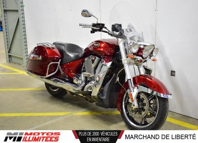 Victory Motorcycles Cross Roads 2011