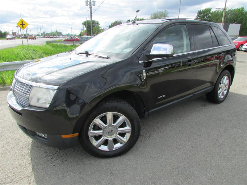 Lincoln MKX 2008 AWD BLUETOOTH TOIT PANO!!! #4550