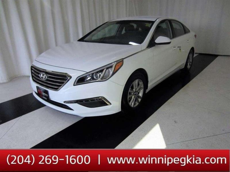 2016 Hyundai Sonata 2.4L GL *Backup Camera, Cruise, Heated Seats!* #19KS68682A
